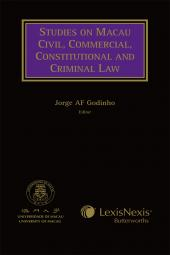 Studies on Macau Civil, Commercial, Constitutional and Criminal Law cover