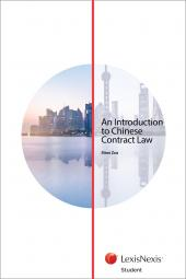 An Introduction to Chinese Contract Law (Student) cover