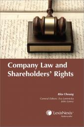 Company Law and Shareholders' Rights cover