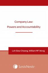 Company Law: Powers and Accountability cover