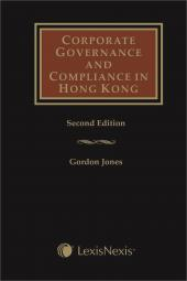 Corporate Governance and Compliance in Hong Kong - Second Edition cover