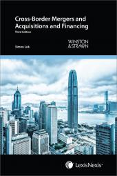 Cross-border Mergers and Acquisitions and Financing - Third Edition cover