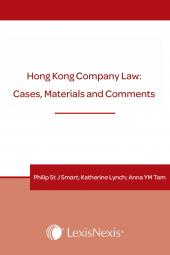 Hong Kong Company Law: Cases, Materials and Comments cover
