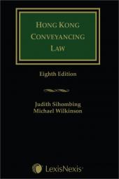 Hong Kong Conveyancing Law - Eighth Edition cover