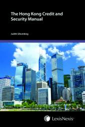 The Hong Kong Credit and Security Manual cover