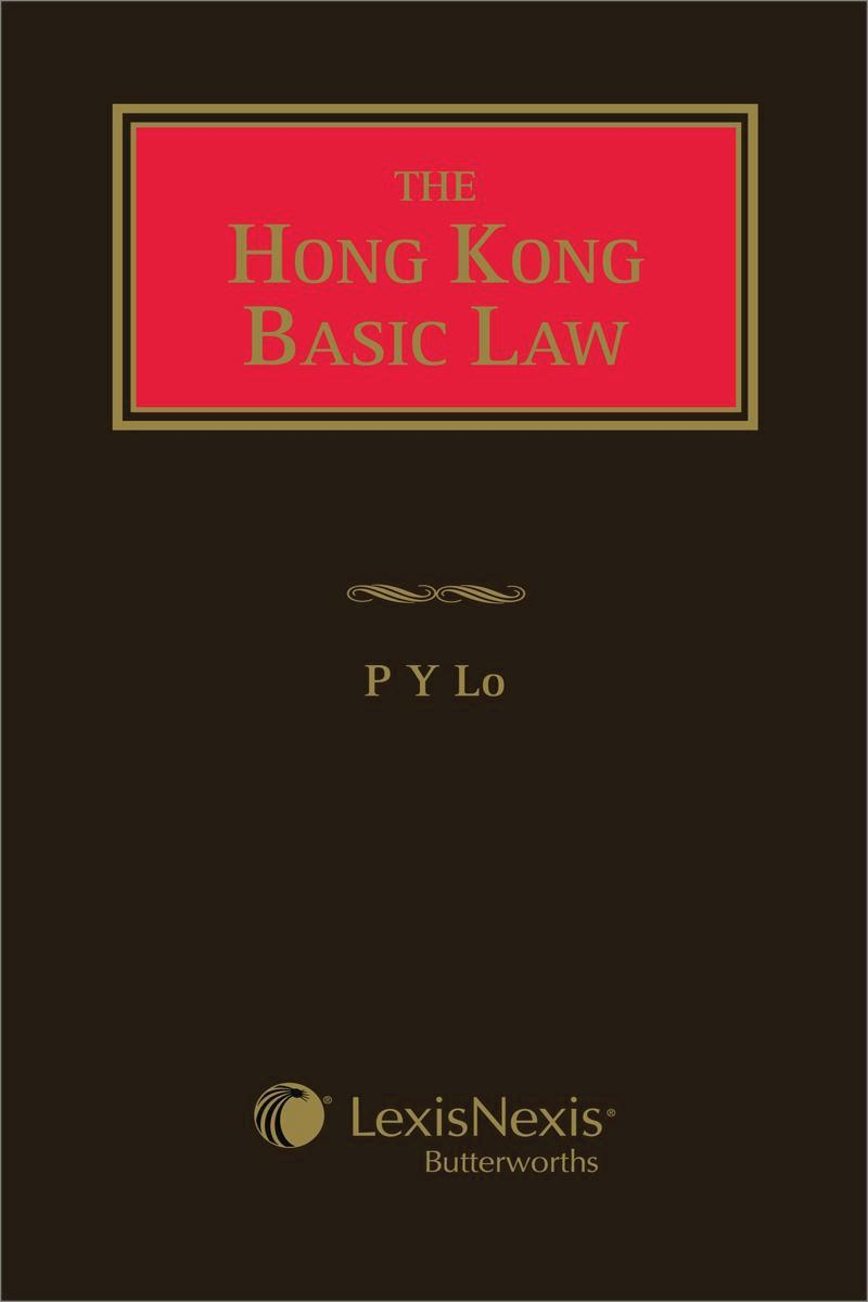 THE BASIC LAW OF THE HONG KONG SPECIAL ADMINISTRATIVE ...